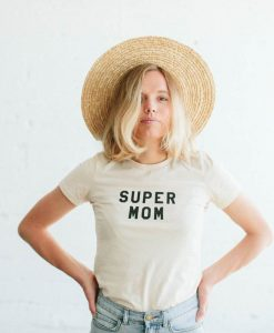 bee fox super mom shirt